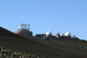 Awesome Natural Beauty and Amazing Technology Await You atop 10'000 high Haleakala