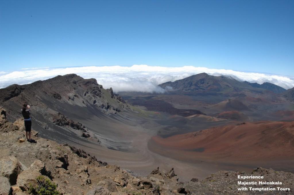 Haleakala Crater Tour