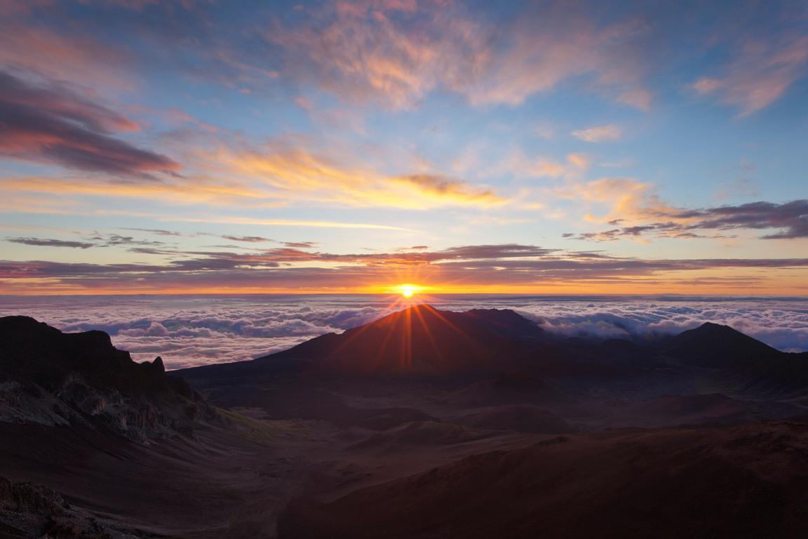 Haleakala Sunrise Volcano Tour in Maui | Temptation Tours