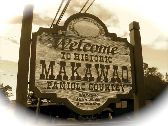 Makawao, an old-fashioned cowboy town, is home to some of the most unique and sophisticated shopping on Maui.