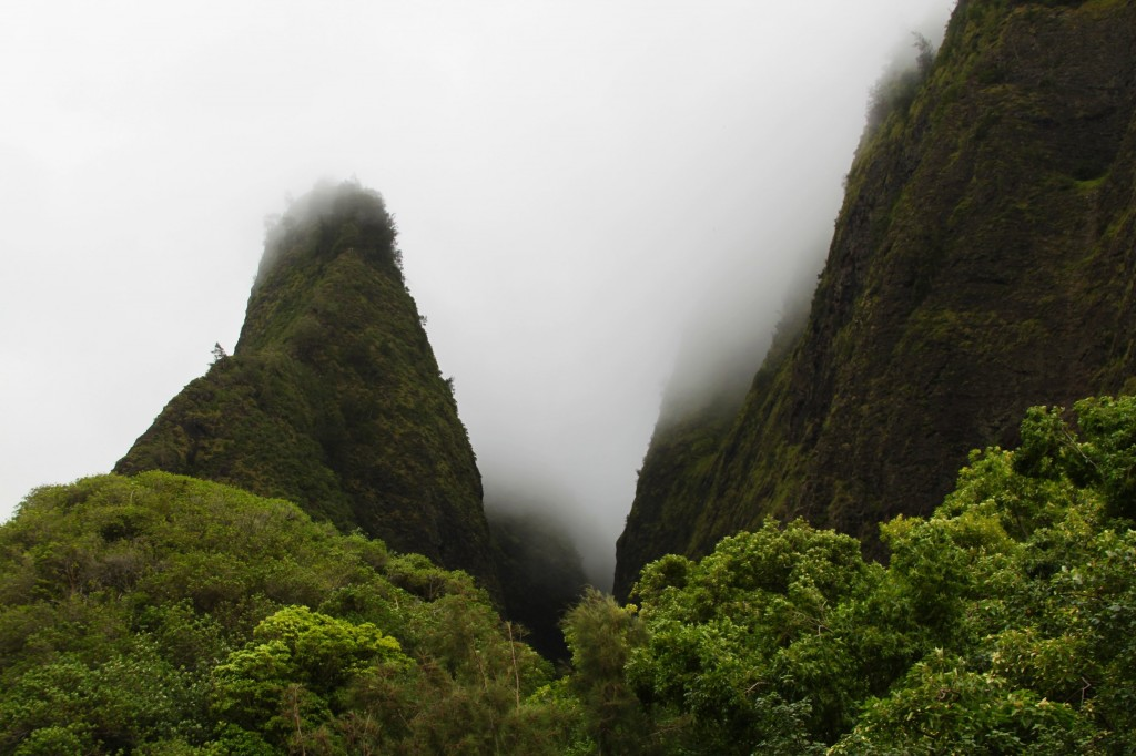 A trip to Maui wouldn't be complete without a visit to peaceful Iao Valley.