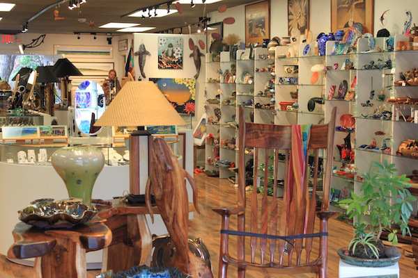 For one of the biggest selections of locally-made jewelry, art, and crafts, check out Maui Hands. With four locations, you can certainly find a moment to stop in and browse some incredible finds!