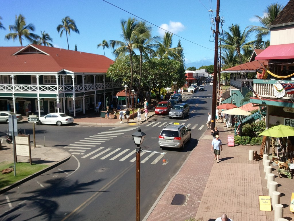 Make your way down Front Street in sunny Lahaina to find shop after shop of unique items!