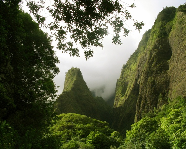 The world-famous I'ao Needle will be a landmark that holds very special meaning for you and your partner!